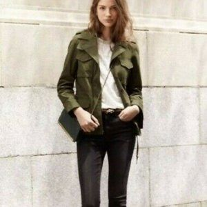 MADEWELL - All-Weather Outbound Military Jacket